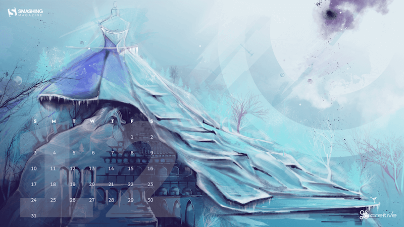 Enchanted Blizzard
