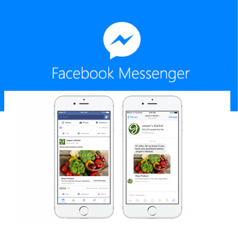 Facebook Ads Now In Messenger