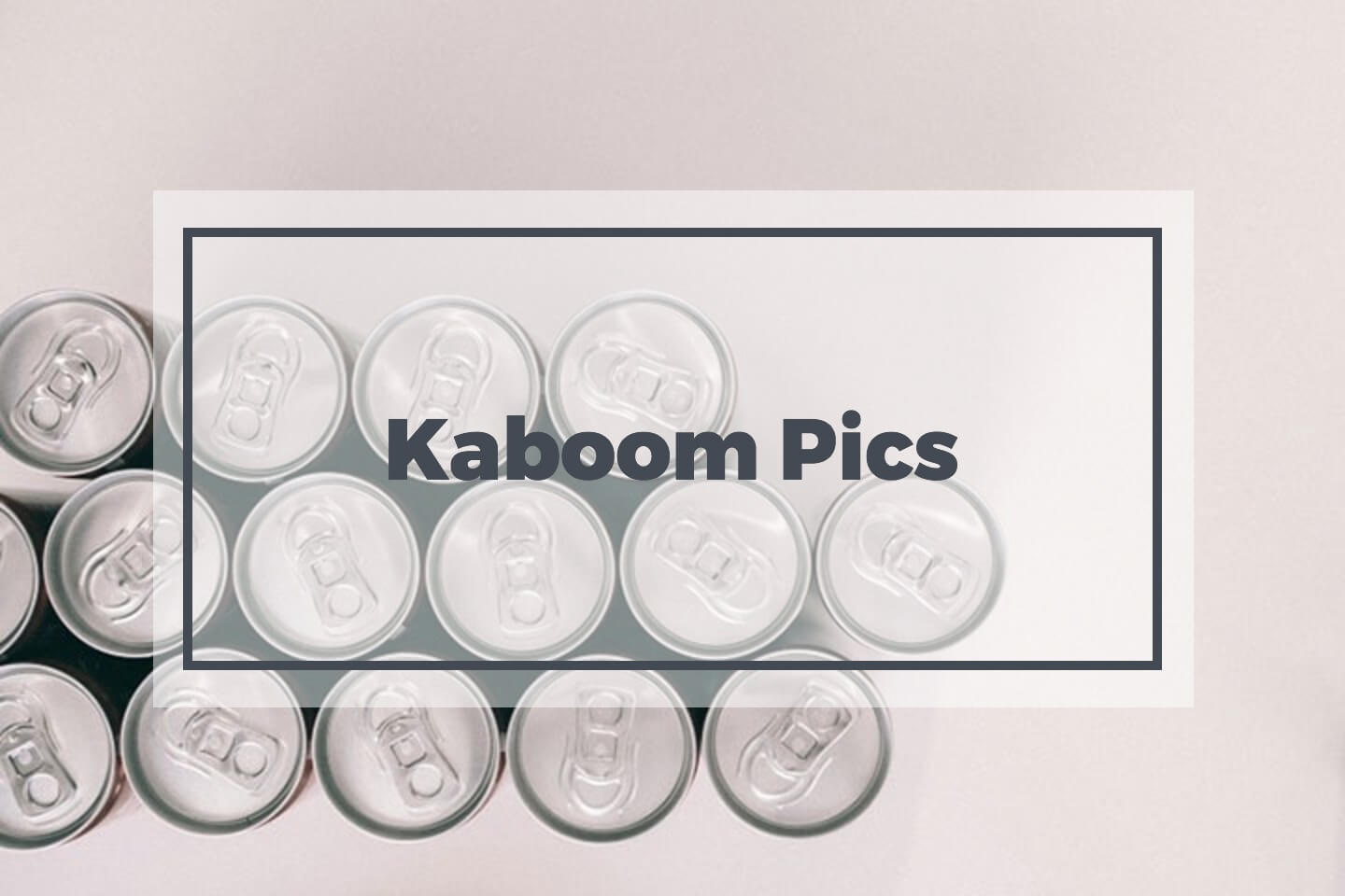 Kaboom Pics stock photos