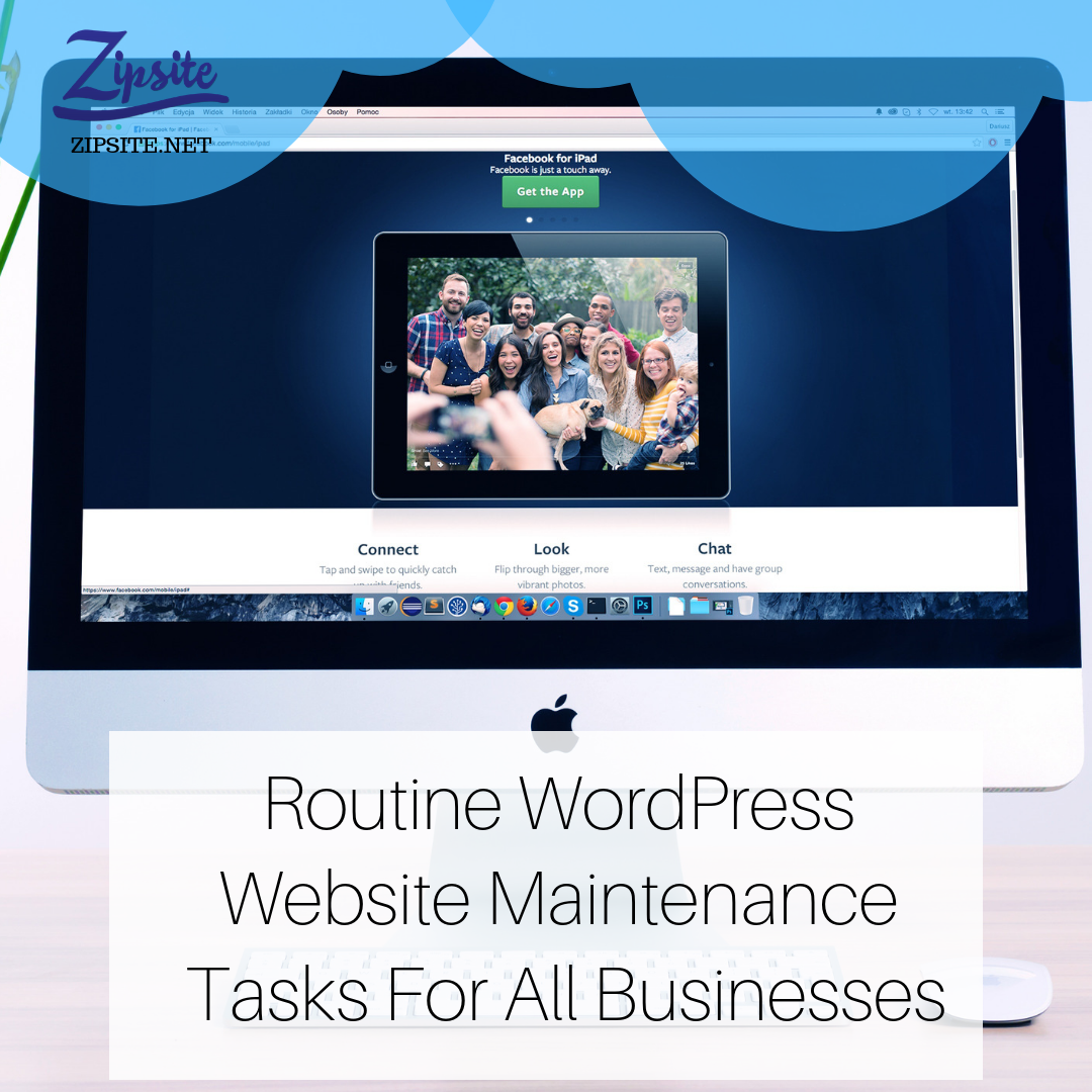 Routine WordPress Website Maintenance Tasks For All Businesses