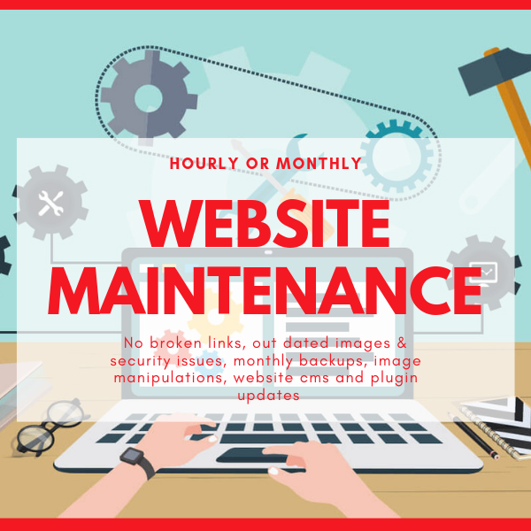 outsource your website maintenance services today